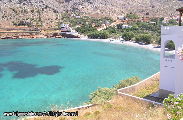 Beaches of Kalymnos Island Kalymnosinfo Travel Tourist Guide