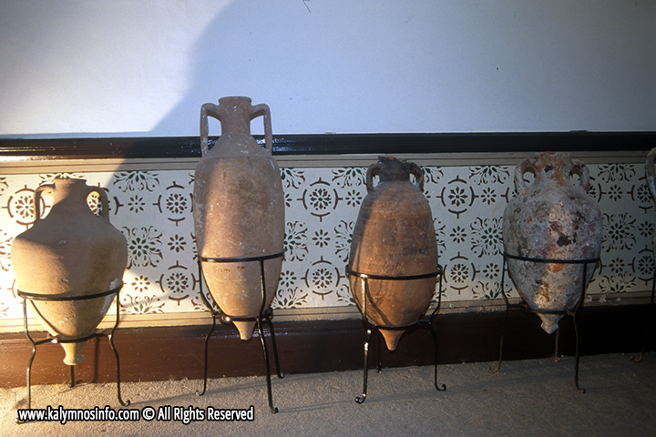 Archaeological Museum of Kalymnos Kalymnos Sightseeing